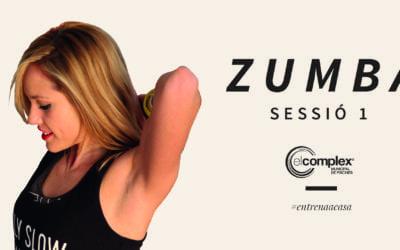 Zumba 1 #entrenaacasa
