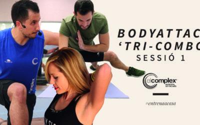 Bodyattack 'trio' #entrenaacasa